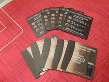 GUINNESS BEER MATS . ( 6 DIFFERENT SETS )