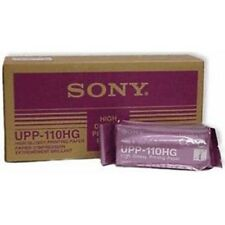 Sony UPP-110HG High Glossy Thermal Printer Paper (10 Rolls/Case)