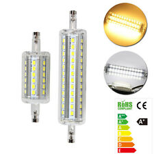 4x Dimmable R7S 8W 15W 78mm/118mm 2835 SMD LED Corn Bulb Flood Halogenstab Lampe