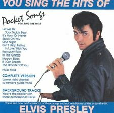 Karaoke: Elvis Presley Hits by Karaoke (CD, Apr-2011)