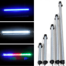 18 30 42 57 LED Bar Strip Lamp Light Waterproof Submersible Aquarium Fish Tank