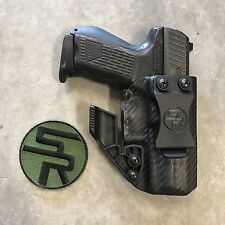 Glock 19 or 23 w/XC1 WML Inside the Waistband Kydex Holster IWB Concealed 19/23