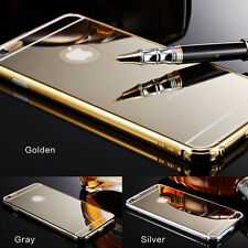 "Slim Apple iPhone 6/6S 4.7"" PREMIUM Bumper Aluminium Case"