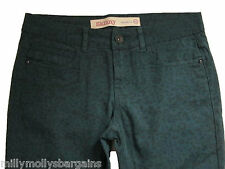 New Womens Green Skinny NEXT Jeans Size 10 8 6 Long Regular RRP £32