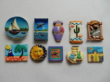 One Selected Souvenir Fridge Magnet from Mexico