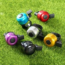 Ring Handlebar Bell Alarm Horn Sound for Bike Bicycle Cycling MTB Safety Loud