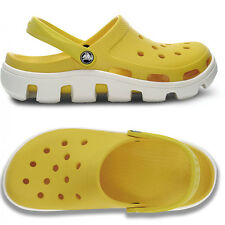 Duet Sport Clog Unisex Shoes Yellow/oyster