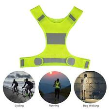 Outdoor Running Reflective Vest Safety Vest Sports Gear for Jogging Cycling