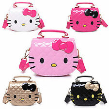 New Women Girl Hellokitty Messenger Bag handbag purse AA-5177