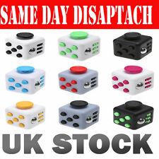Fidget Cube Desk Toy Children Desk Toys Anxiety Adults Stress Relief Cubes ADHD