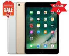 Apple iPad Mini 4 16GB WiFi Unlocked Cellular 7.9 Touch ID GOLD GRAY SILVER (R)