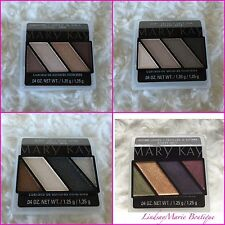 NEW Mary Kay Limited Edition Mineral Eye Color Quad **SELECT YOUR SHADE**  SALE!
