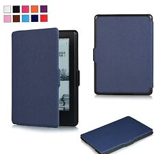 Folio PU Leather Smart Case Cover For Amazon Kindle 8th -2016 Model 6'' eReader