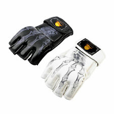 MMA UFC Sparring Grappling Fight Boxing Punch Ultimate Mitts Leather Gloves CL