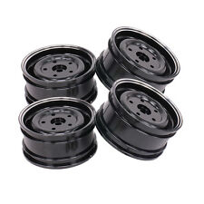 4pcs Alum RC 1:10 On-Road Drift Wheel Hub Rim Crawler Car