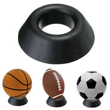Ball Stand Display Rack Holder Basketball Football Soccer Ball Support Base