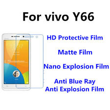 3pcs For vivo Y25 High Clear/Nano Explosion/Anti Blue Ray Screen Protector