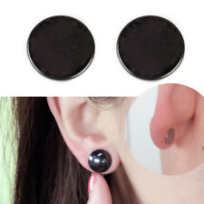 2 or 5 Pairs Magnetic Magnet Earrings Stud Stimulating Acupoints Healthy Women