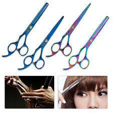 "New 6"" Professional Hair Dressing Scissors Salon Barbers Cutting Thinning Shears"