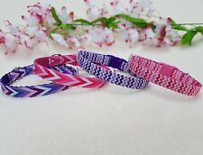 "Cutie Pie Zig Zag Dog/ Puppy/Chihuahua Collar.Xx Small- Small 6""-8"" or 8""-10"""