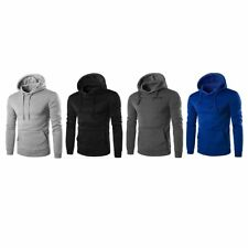 Chic Mens Hoodie Sweat Shirt Casual Jacket Coat Top M L XL XXL Sport Hoody Lot I