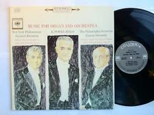E. Power Biggs - Music For Organ And Orchestra Vinyl LP - Columbia Masterworks -