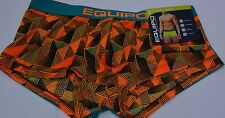 Mens New Equipo Brazilian Trunks 2 Pack Microfiber Material New With Tags
