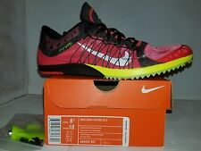 NIKE ZOOM VICTORY XC 3 TRACK AND FIELD SHOES 654693-817 Sizes MENS 7, 8.5