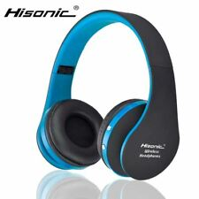 Hisonic Bluetooth Headset Wireless Headphones Stereo Foldable Sport Earphone Mic