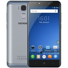 """Doogee Y6C Android 6.0 5.5"""" 4G Mobile Phone Unlocked MTK6737 Quad Core 2GB 16GB"""