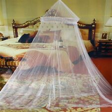 Elegant Round Lace Insect Bed Canopy Netting Curtain Dome Mosquito Net DS