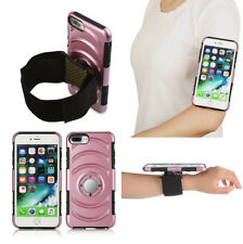 For Iphone 7 /7 Plus Gym Running Jogging Workout Armband Wrist Case Bag