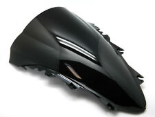 Smoke Black Double Bubble Windscreen Windshield 2007-2008 Yamaha YZF R1