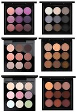 *NEW* MAC Cosmetics  Times Nine eye shadow palette 10 shades available