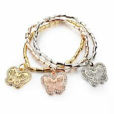Round Shape Trendy Crystal Decorated New Fashion Bracelet For Women