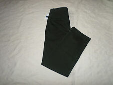 GAP CHINO LIVED-IN STRAIGHT PANTS MENS SIZE 30X32 ZIP FLY DARK OLIVE NEW NWT