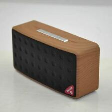 Portable Mini Bluetooth Speaker Wooden Bluetooth Receiver Subwoofer Hands Free S