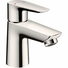 hansgrohe 71700821 Talis E 1-Hole Bathroom Faucet w/Pop-Up Waste 1.2 GPM Nickel