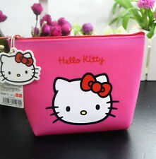 New Genuine Hellokitty Cosmetic Hand bag make up Case 4500388152729