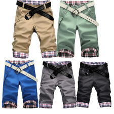 Summer Mens Casual Sports Pants Shorts Trousers Military Army Cargo Pants M-3XL
