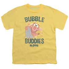 Mr. Bubble BUBBLE BUDDIES Licensed  Youth T-Shirt S-XL