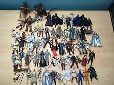 VINTAGE STAR WARS ACTION FIGURES HASBROS  AND ACCESSORIES- RARE