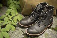 Red Wing 8116 Iron Ranger, Charcoal Color