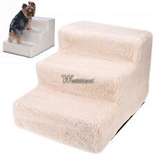 New Pet Stairs Portable 3 Steps Stairs Travel Dog Steps Pet Steps Stairs WT8801