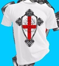 Pride of England, Lion, St Georges Shield Kids T-shirt