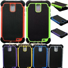 for samsung galaxy s2 skyrocket i727 case cover hybrid rugged 3 layers sii