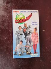 Suburban Commando vintage 90's action/comedy/sci-fi vhs movie for sale!!!