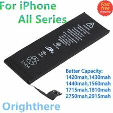 New 1420mAh-2915mAh Li-ion Battery for iPhone 4/4S/5S/5C/6/6Plus/6S/6S Plus CS