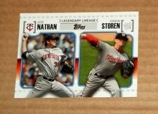 2010 Topps Legendary Lineage Insert YOU PICK / CHOOSE