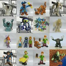 Lot Scooby Doo Hanna Barbera Collection Morphing Monsters Action Figure
